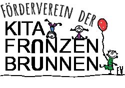 Logo des Fördervereins der Kita Franzenbrunnen e.V.